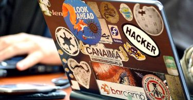 Hacker - Cybersecurity-Lösung