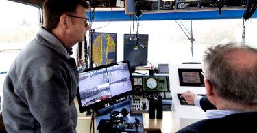 LAESSI demonstriert Basistechnologien für autonome Binnenschifffahrt