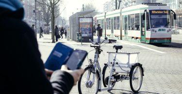 Selbstfahrende E-Bikes Magdeburg