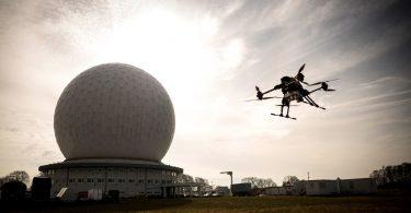 Fraunhofer Radar für Drohnen