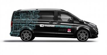 Ridesharing : Pooling-System von moovel zur IT-Trans