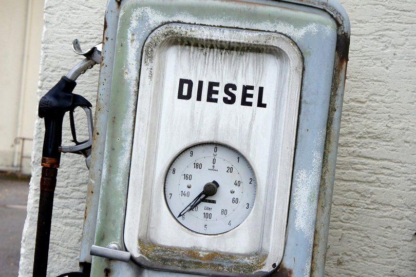 Saubere Dieselabgase Ammoniak Menge Ist Entscheidend