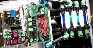 Redox-Flow Batterie Netzspeicher