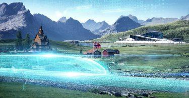 Bane NOR - Siemens - Schienennetz digitalsieren