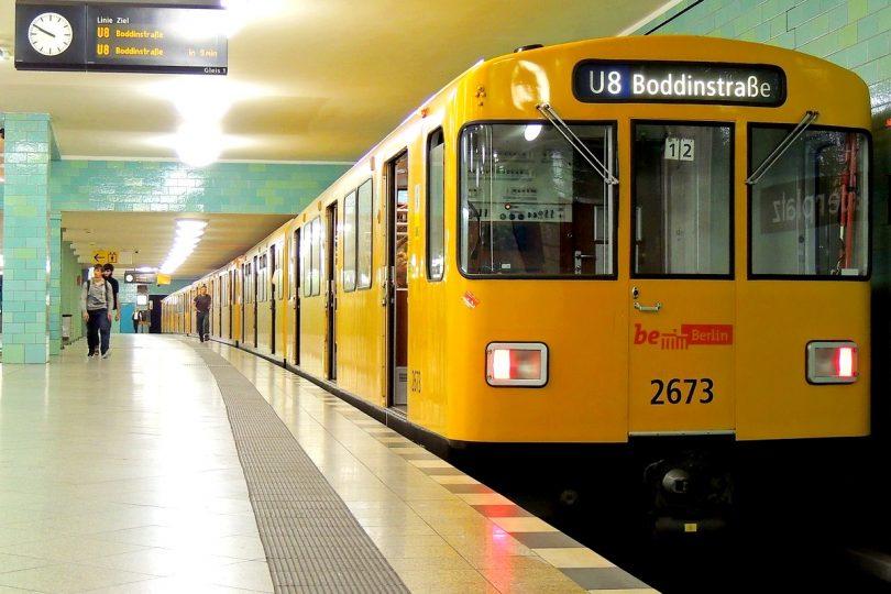 BVG U-Bahn Alexanderplatz