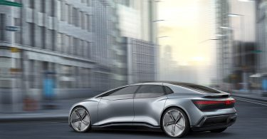 Audi AICON – autonomous vision car