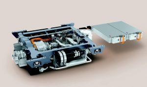 Hybrid-PowerPack von MTU