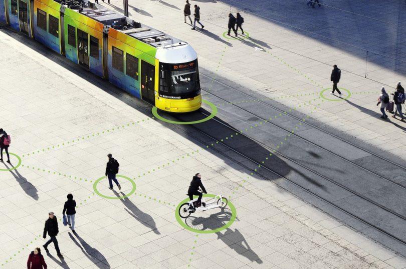 Intelligente Mobilität. ©_Deutscher Mobilitätspreis