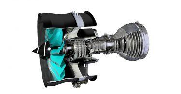 Planetengetriebe für das UltraFan-Triebwerk