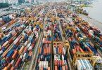 Containerterminal | Neue Seidenstraße