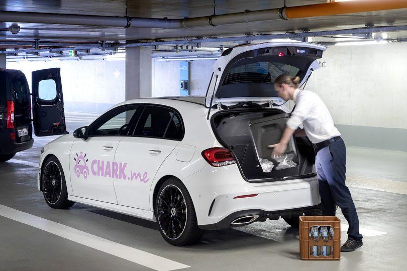 Pilotprojekt CHARK.me Parken