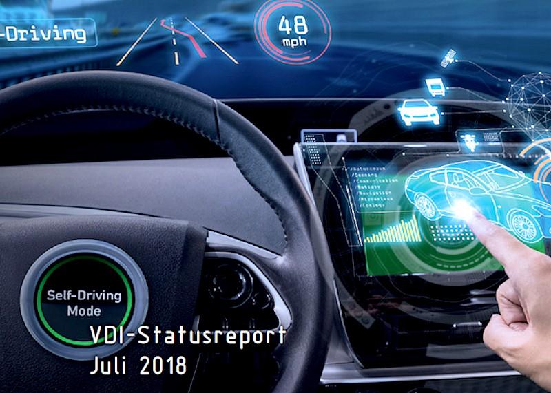 VDI-Statusreport Automatisiertes Fahren