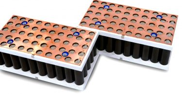 ecovolta Batteriefertigung