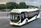 Autonomer Bus von Volvo