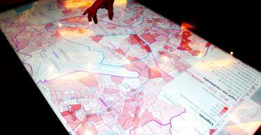 Urban Data Hub. Quelle: HCU Hamburg