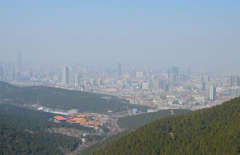 China's emissions