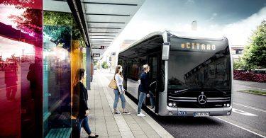 Mercedes-Benz eCitaro. ©_ Daimler Buses