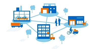 Urbane Produktion und Logistik