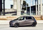Elektroauto Renault ZOE. ©_Renault