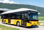 Citea Electric for PostBus Switzerland