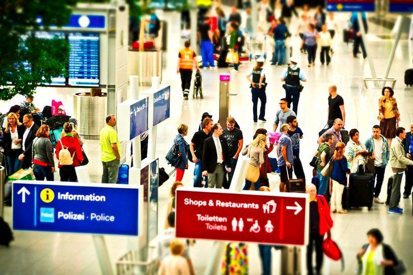 Flughäfen sind Drehkreuze für Erreger aus aller Welt.