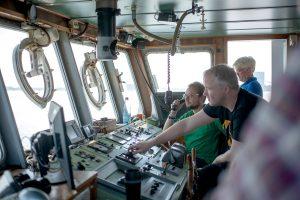 MTCAS Kollisionsvermeidungs-System für Schiffe