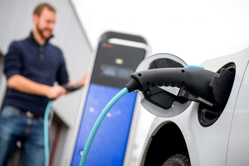 Bosch: Carsharing mit Elektro-Transportern