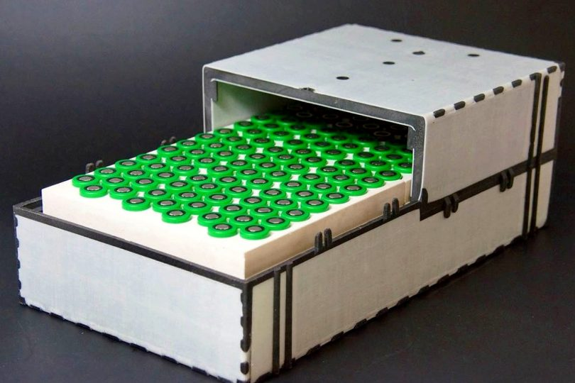 Traktionsbatterie Fraunhofer LBF
