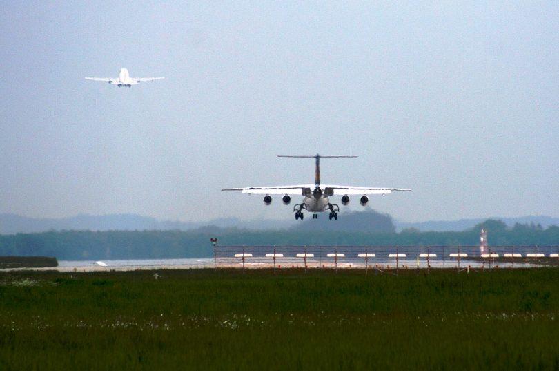Energieverbrauch im Luftverkehr