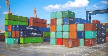 Containerumschlag