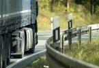 Transport LKW-Fahrer Sattelzug