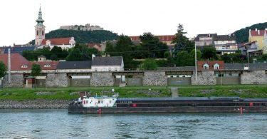 Donau als Transportweg