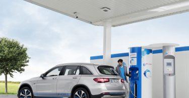 Brennstoffzellen-Plug-in