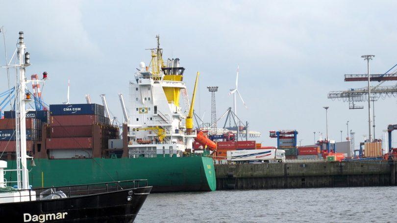 Hafenwirtschaft