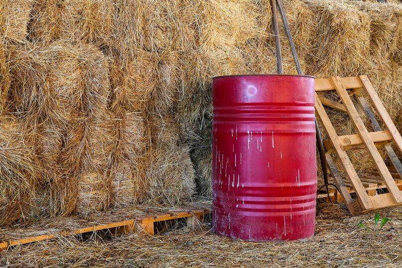 Biokraftstoff aus Stroh