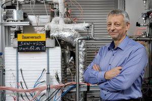 Reversible Brennstoffzelle bricht Wirkungsgrad-Rekord