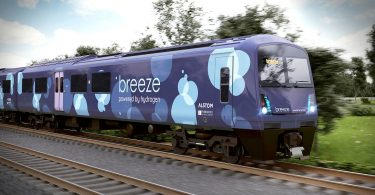 Alstom and Eversholt Rail: Breeze