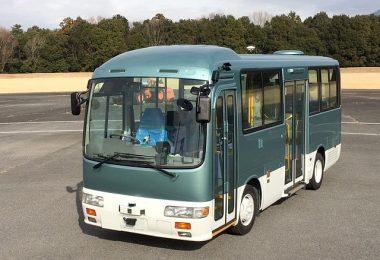 Autonome Busse der East Japan Railway Company