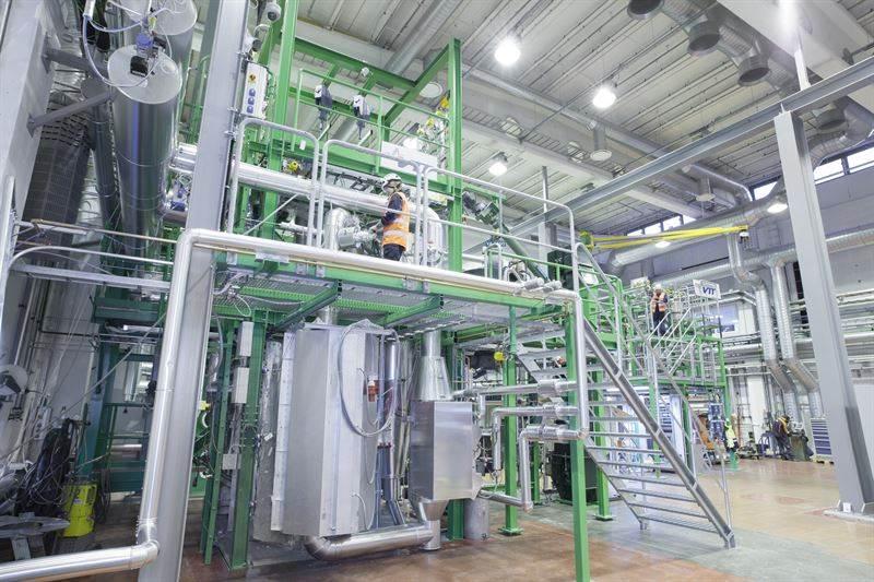 development of gasification technology