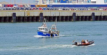 Brexit - Zeebrugge - Logistik