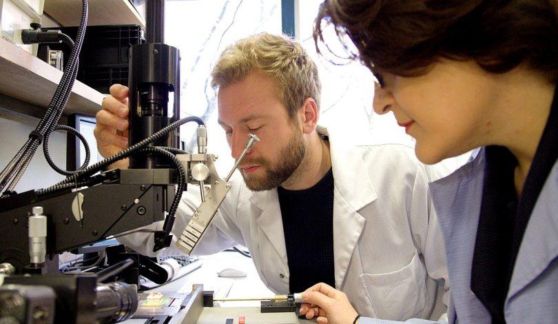 Das neue Forschungslabor am KIT