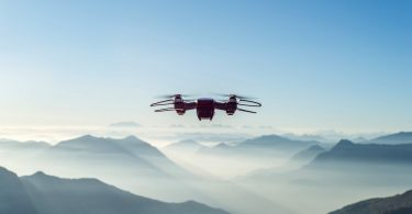 Studie zum Drohnenmarkt