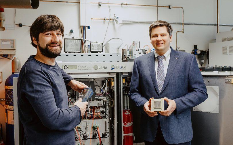 regenerativ erzeugten Strom zurückwandeln