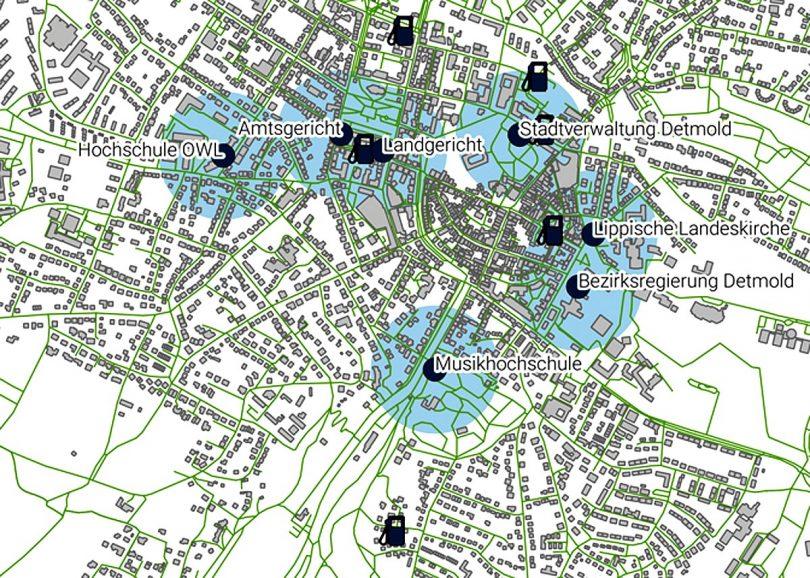 Reiner Lemoine Institut erstellt Elektromobilitätskonzepte für Städte in NRW