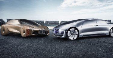 BMW Group und Daimler