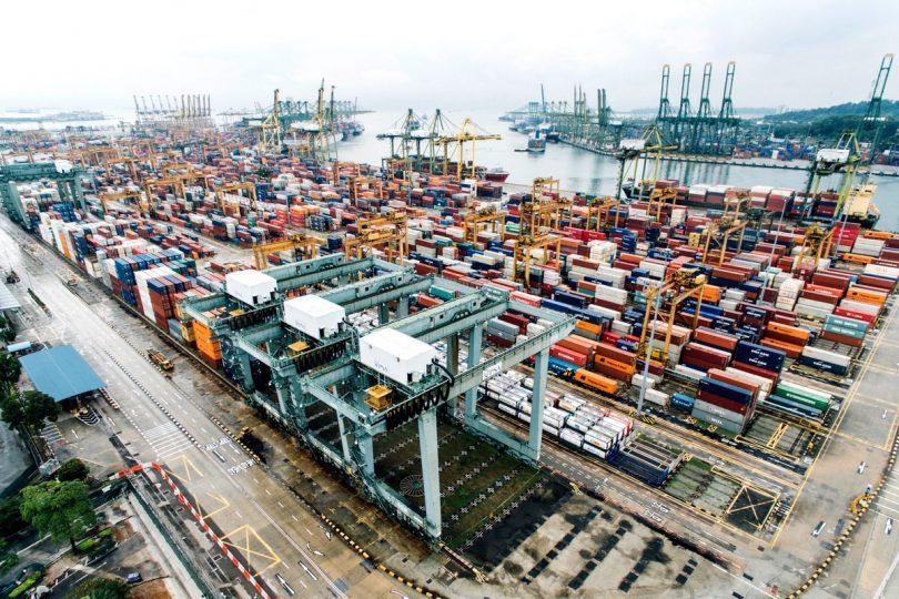 SocraCargo Satelliten-Überwachungssystem für Seecontainer
