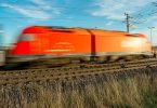 Bahnlärm Lärm Schienenverkehr