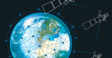 Mobilfunk 5G per Satellit sichern