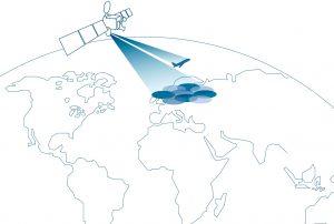 Satellitentechnologie für Mobilfunk-Ausbau