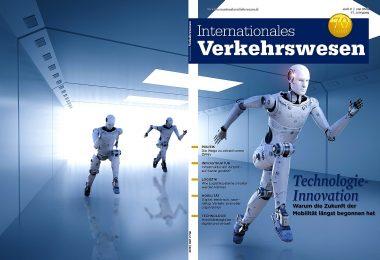 Internationales Verkehrswesen Ausgabe 2 | 2019